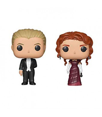 Funko Pop! Movies: Titanic Jack and Rose Vinyl Figures Set of 2