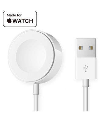 Watch Charging Cable Magnetic USB Charging Cable Cord Suitable for iWatch Series 1 2 3 (42mm and 38mm)