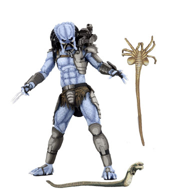 "NECA - Alien vs Predator (Arcade Appearance) - 7"" Scale Action Figure - Mad Predator"