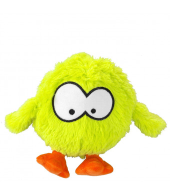 COOCKOO Bouncy, Auto Dance Interactive Plush Giggle Electric Ball for Puppy Entertainment
