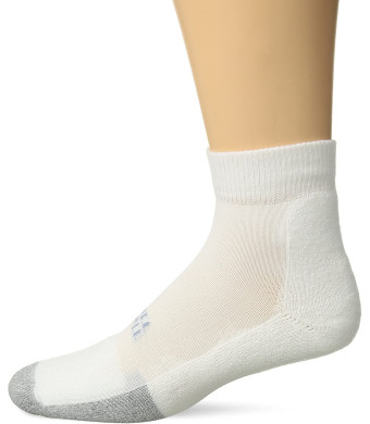 Thorlos Unisex T1CMU Tennis Thin Padded Ankle Sock