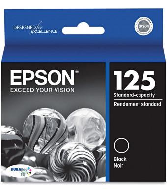 NEW Epson OEM Ink T125120 (BLACK) (1 Cartridge) (Inkjet Supplies)