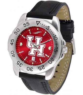 Houston Cougars - Men's Sport AnoChrome Watch