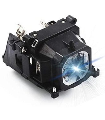 AWO Original Projector Lamp Bulb 23040047 / ELMP24 with Housing for Eiki LC-WAU200,LC-WAU210,LC-WNS3200,LC-XNS3100,LC-XNS2600