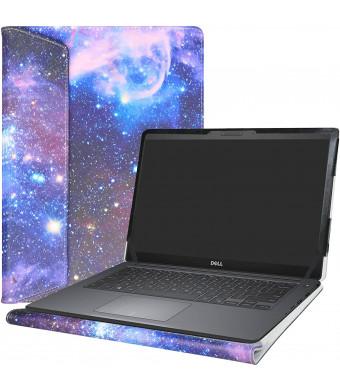 "Alapmk Protective Case Cover for 14"" Dell Latitude 14 7490 7480 Series Laptop(Warning:Not fit Latitude 14 E7470 E7450 E7440),Galaxy"