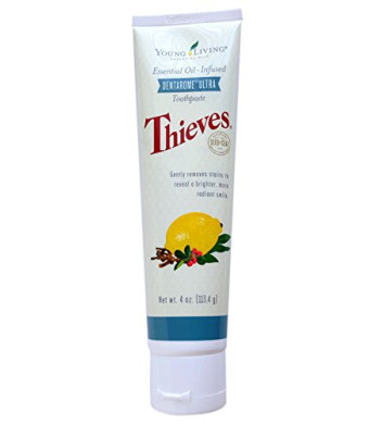 Thieves Dentarome Ultra Toothpaste by Young Living - 4.1oz