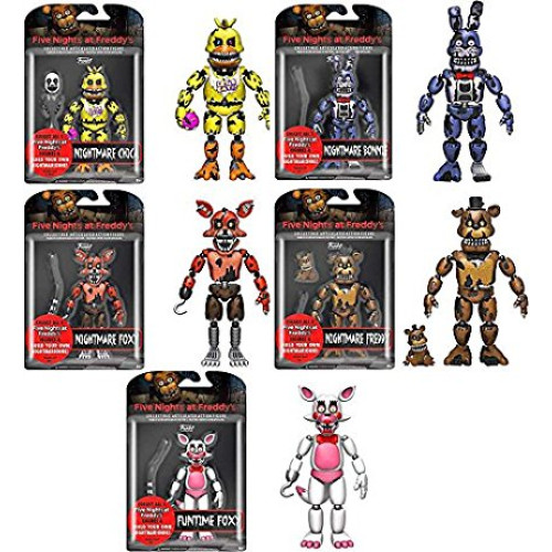 FNAF Funko Five Nights At Freddy's Series 2 Articulated 5