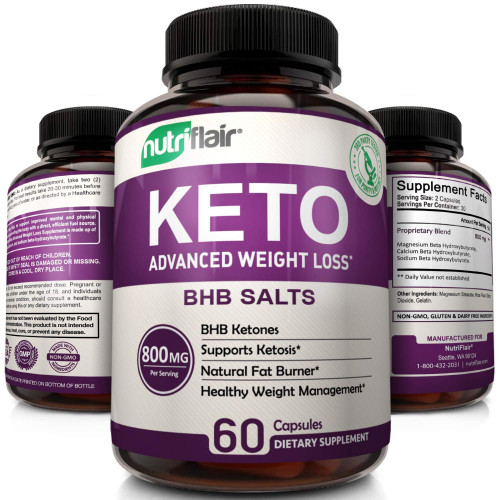 keto pills amazon review