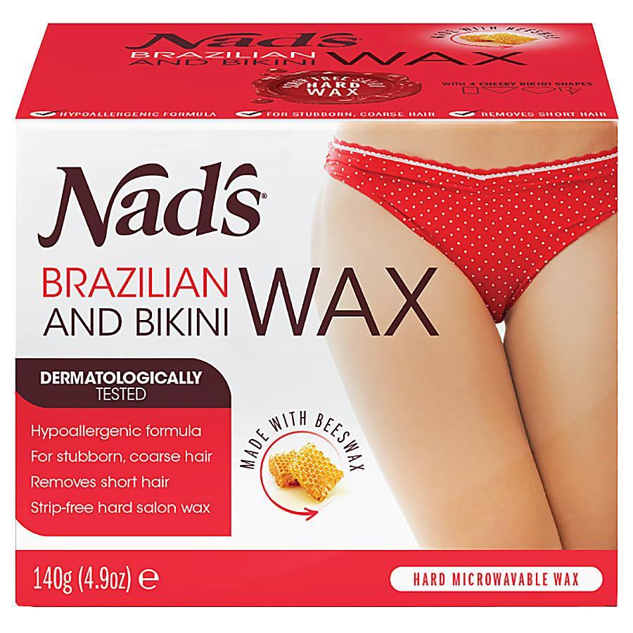 How to do a bikini wax