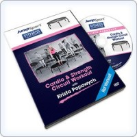 JumpSport Fitness Trampoline Cardio and Strength Workout DVD