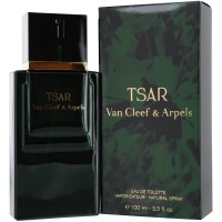 Tsar By Van Cleef and Arpels For Men. Eau De Toilette Spray 3.3 Ounces