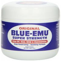 Nfi Consumer Products Blue-emu Emu Oil, Aloe, Super Strength, 4-Ounce