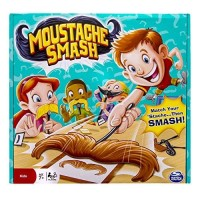 Spin Master Games - Moustache Smash