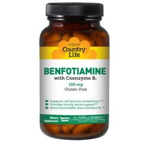 VIT B1 W/BENFOTIAMINE