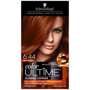 Schwarzkopf Color Ultime Permanent Hair Color Cream, 3.1 Espresso Black
