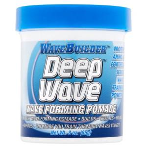 WaveBuilder Deep Wave Wave Forming Pomade, 3 oz