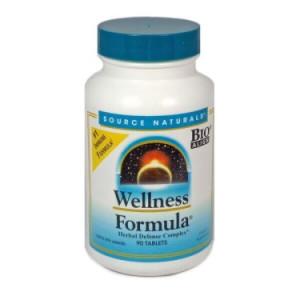 Source Naturals Wellness Formula Tablets, 90 Ct