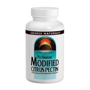 Source Naturals Modified Citrus Pectin PectImmune? 750mg, 120 capsule