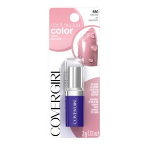 COVERGIRL Continuous Color Lipstick, Bronzed Glow