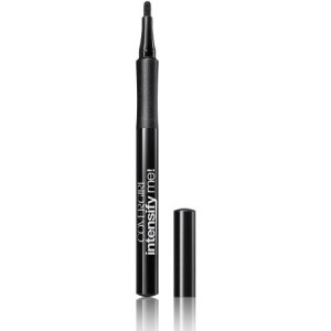 COVERGIRL Intensify Me Liquid Eyeliner, Intense Black .034 oz (1.0 ml)