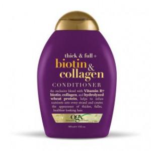 OGX Thick & Full + Biotin & Collagen Conditioner, 13 FL OZ
