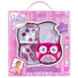 Princess Expressions Princess Owl 21-Piece Cosmetic Set