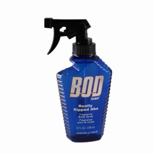 Bod Man Really Ripped Abs Fragrance Body Spray 8.0 Oz / 236 Ml