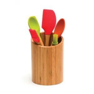 Lipper Bamboo Tool Holder