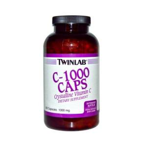 Twinlab C-1000 Capsules, 300 Ct