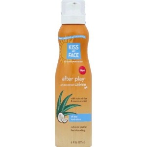 Kiss My Face Continuous Spray After Sun Moisturizer