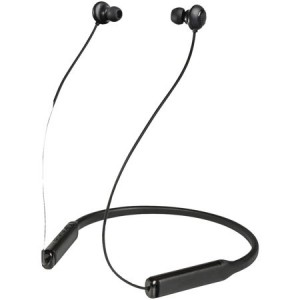 JAM HX-EP750BK Contour In-Ear Behind-the-Neck Noise Canceling Headphones