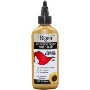Bigen Semi Permanent Hair Color, Medium Warm Brown, 3 Oz