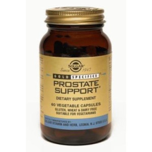 Solgar Prostate Support 60 Vegetable Capsules