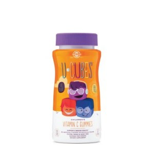 Solgar U-Cubes Children's Vitamin C Gummies, 90 Ct