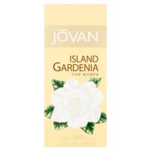 Jovan Island Gardenia Cologne Spray for Women, 1.5 fl oz