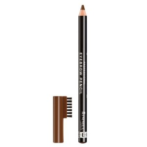Rimmel London Professional Eyebrow Pencil, 004 Black Brown