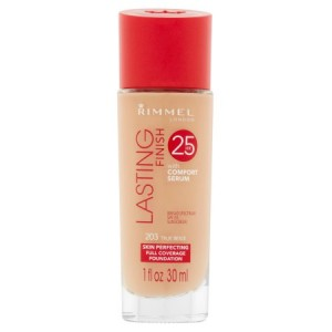 Rimmel London Lasting Finish Foundation, Ivory 100