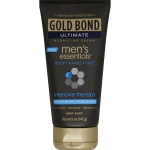 Gold Bond Ultimate Men's Essentials Intensive Therapy Hydrating Cream, 5 Oz