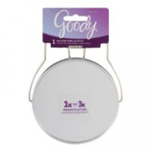 Goody Two Sided Make-Up Mirror, 1.0 CT