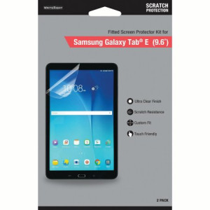 Fellowes Writeright Screen Protector Samsung Galaxy Tab E 9.6 Basic 2-Pack