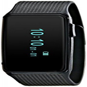 Nuband Activ+ Activity Tracker Watch, Black