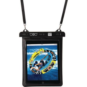 """WOW 18-5030 6"""" x 10"""" Water Proof Tablet Holder"""
