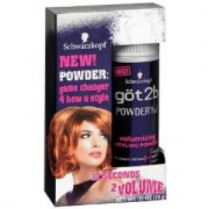 Got2b Powder'ful Volumizing Styling Powder .35 oz. Box