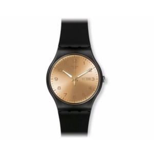 Swatch Golden Friend Unisex Watch