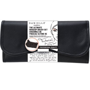 Danielle Creations Brush Set, Black, 6 Ct