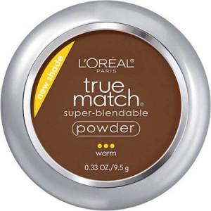 L'Oreal Paris True Match Super-Blendable Powder, N6.5 Golden Beige