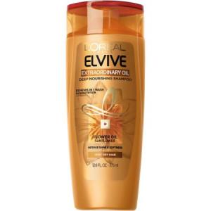 L'Oreal Paris Elvive Extraordinary Oil Deep Nourishing Shampoo 12.6 fl. oz. Bottle