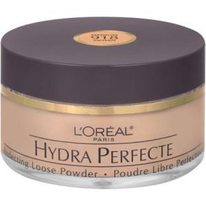 L'Oreal Paris Hydra Perfecte Perfecting Loose Powder, Medium