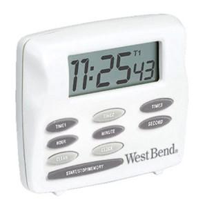 West Bend 40053 Triple Channel Timer
