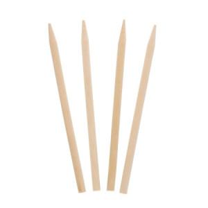 "Royal Thick Wood Skewers, 5.5"" x 1/4"", 1000 Ct"